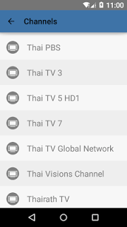 Thailand Tv APK : Download v1 0 for Android at AndroidCrew
