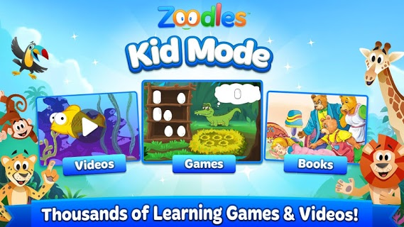 Kid Mode APK screenshot 1