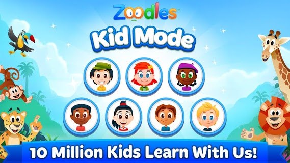 Kid Mode APK screenshot 2